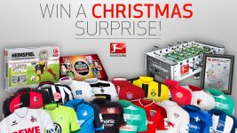 Christmas competition: Win great prizes