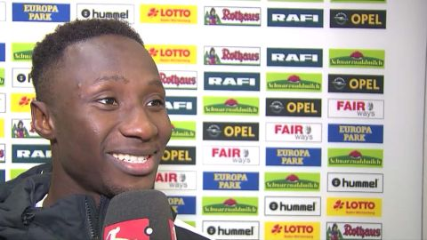 Watch: Keita on Freiburg wonder strike