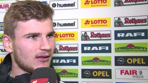 Watch: Werner on Leipzig's win at Freiburg