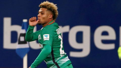 Watch: Gnabry on his first Nordderby