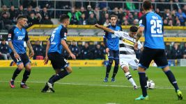 Watch: Gladbach 1-1 Hoffenheim - Highlights