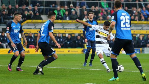 Previous Meeting: Gladbach 1-1 Hoffenheim