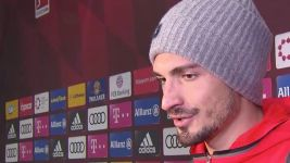 Watch: Hummels: 'Sometimes you have a bit of luck'