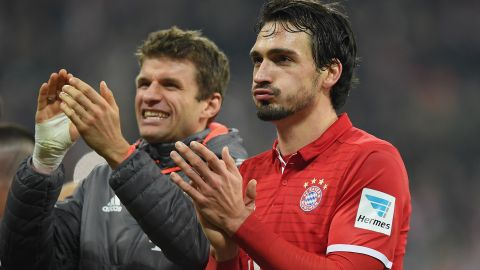 Mats Hummels on 'scrappy' Bayer win