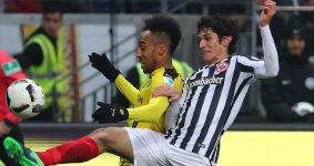 Jesus Vallejo: 'BVB win a great team performance'