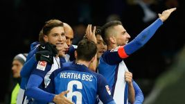 Watch: Hertha 2-1 Mainz - Highlights