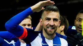 Ibisevic fires Hertha past Mainz