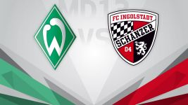 Bremen and Ingolstadt in basement battle
