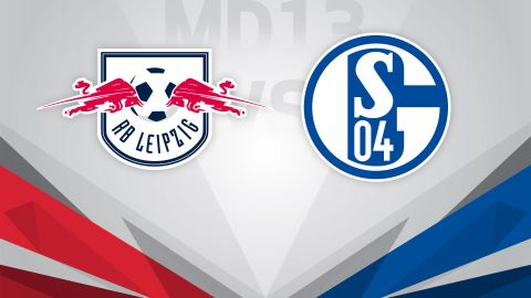 Rampant RB Leipzig welcome in-form Schalke