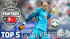 Watch: Top 5 Fantasy goalkeepers