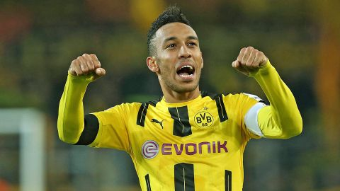 Watch: Aubameyang November Player of the Month