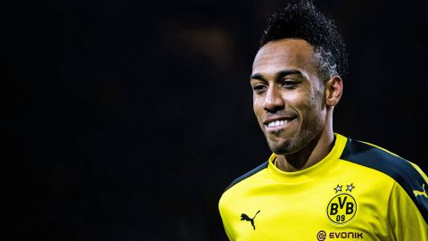 Aubameyang: 'I want to win a title'