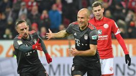 Bayern's Arjen Robben: 'We were really good'