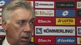 Watch: Bayern display pleases Ancelotti