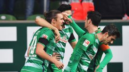 Bremen edge Ingolstadt in relegation battle