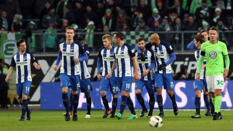 Vfl wolfsburg hertha berlin bundesliga 2016 2017 - El tiempo en wolfsburg ...