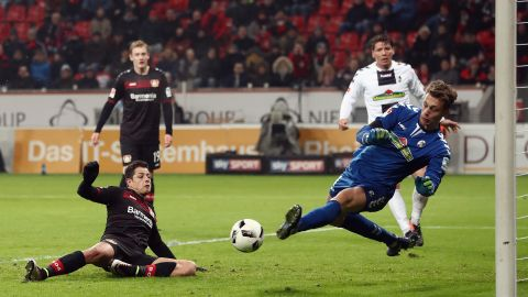 Previous meeting: Leverkusen 1-1 Freiburg
