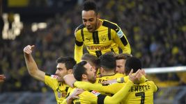 Aubameyang: 'I'm happy Reus is back'
