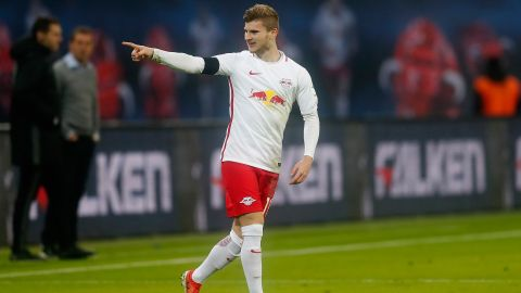 Leipzig back on top