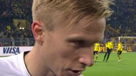 Watch: Gladbach's Wendt on Dortmund defeat