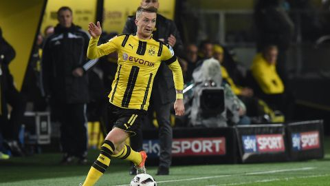 Reus: 'We're good when we get into a groove'