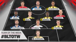 Watch: Matchday 13 Team of the Week