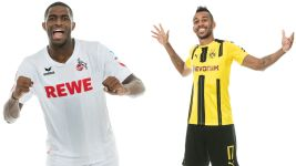 Aubameyang and Modeste ready for showdown
