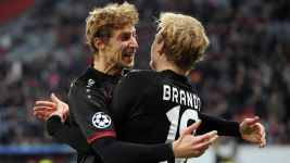 Leverkusen cruise past Monaco