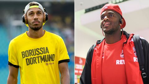 Watch: Modeste vs Aubameyang