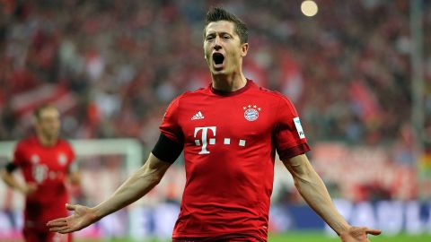 Lewy's nine-minute magic in FULL!