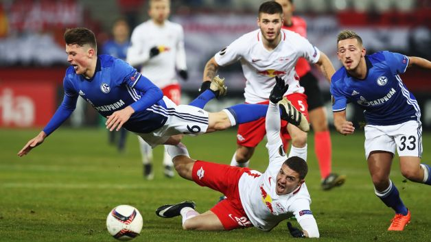 Schalke Rb Salzburg