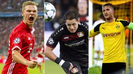 UCL Last 16: Tough ties for Bundesliga trio