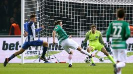 Watch: Hertha 0-1 Bremen - Highlights