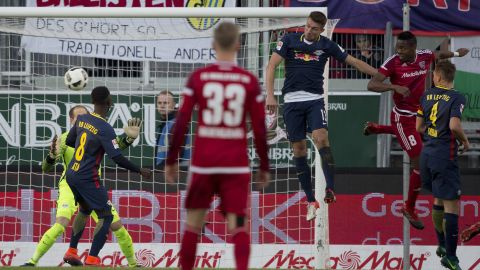 Watch: Ingolstadt 1-0 Leipzig - Highlights