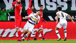 Gladbach end wait for win