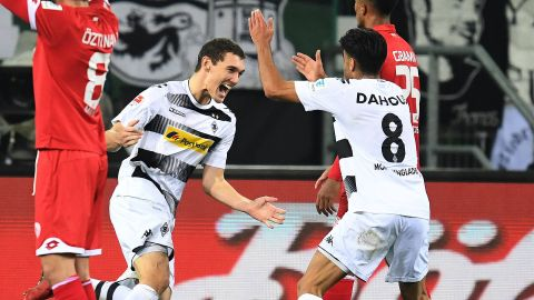 Watch: Gladbach 1-0 Mainz - Highlights