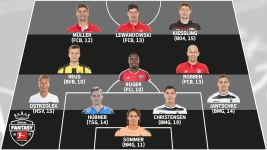 #BLFantasy - Matchday 14 Team of the Week