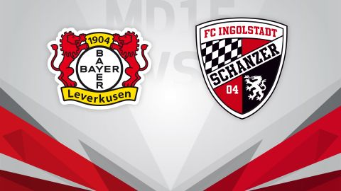 Leverkusen to face improving Ingolstadt