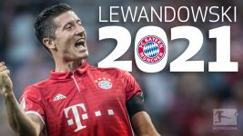 Watch: Lewandowski commits to Bayern