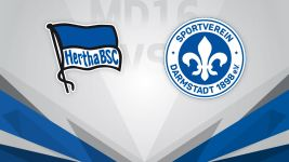 Hertha welcome improving Darmstadt to Berlin