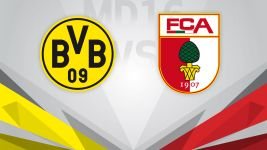 Dortmund look to close gap against Augsburg