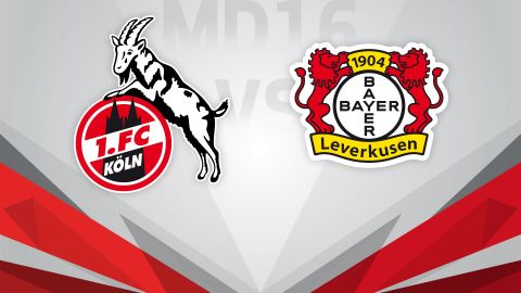 Köln host Leverkusen in intriguing Rhine Derby