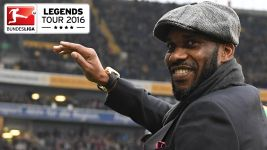 Bundesliga Legends Tour: Okocha in Nigeria - Day 1