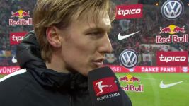 Watch: Forsberg - 'Could have won by more'