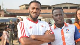 Bundesliga Legends Tour 2016: Okocha in Nigeria