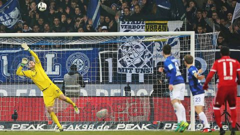 Costa stunner downs Darmstadt