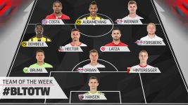 Watch: Matchday 15 Team of the Week