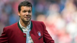 Ballack: 'It's a great finale before Christmas'