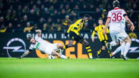 Previous meeting: Dortmund 1-1 Augsburg