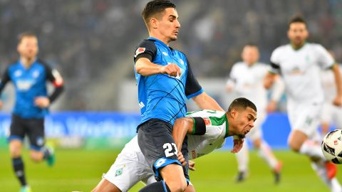 Watch: Hoffenheim 1-1 Bremen - Highlights
